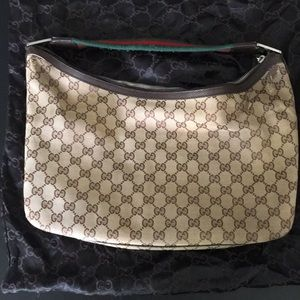 Gucci Bags - Gucci shoulder bag, with receipt and dust bag